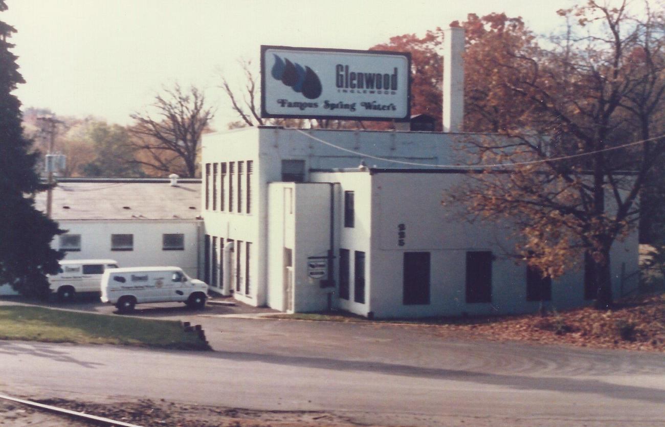 A glimpes of what the @glenwood property looked like in the 1980's.